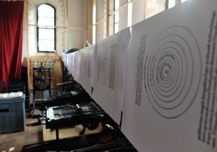 Muzeum Piśmiennictwa i Drukarstwa w Grębocinie
