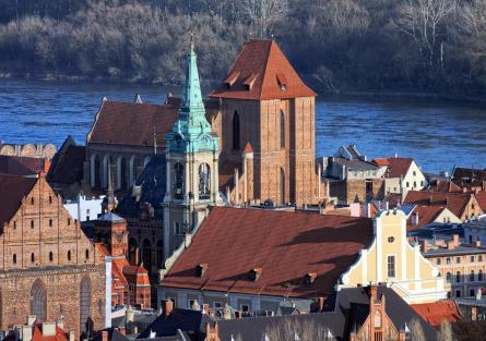 Wieża Katedralna i Kościoła Ducha Św.