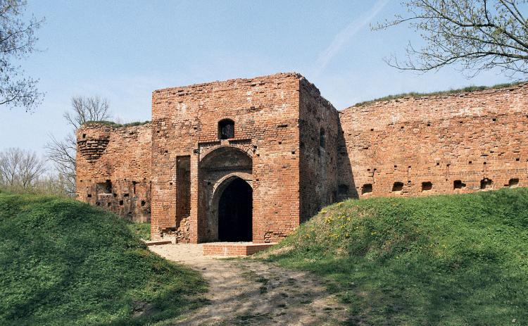 Ruiny Zamku Dybowskiego