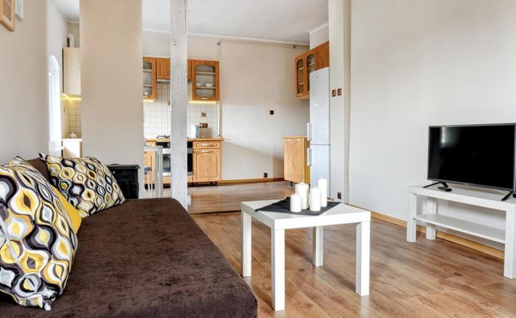 Apartament Niebiański