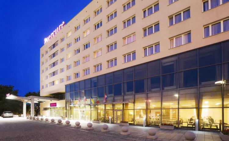 Hotel Mercure Toruń Centrum****