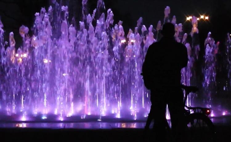 The Cosmopolis Fountain