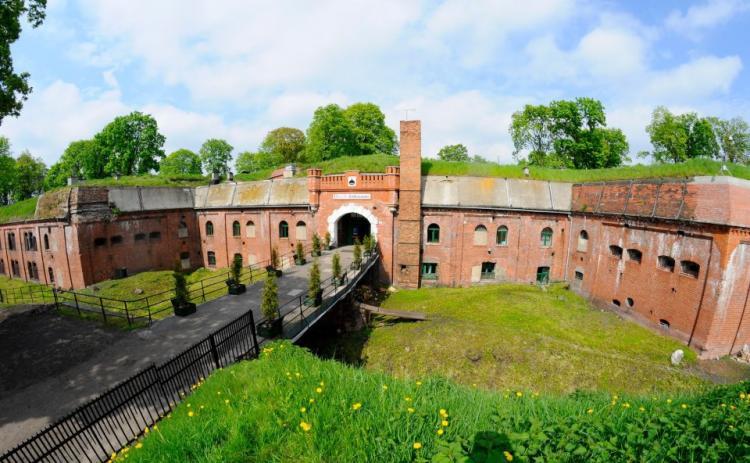 Fort IV - Twierdza Toruń
