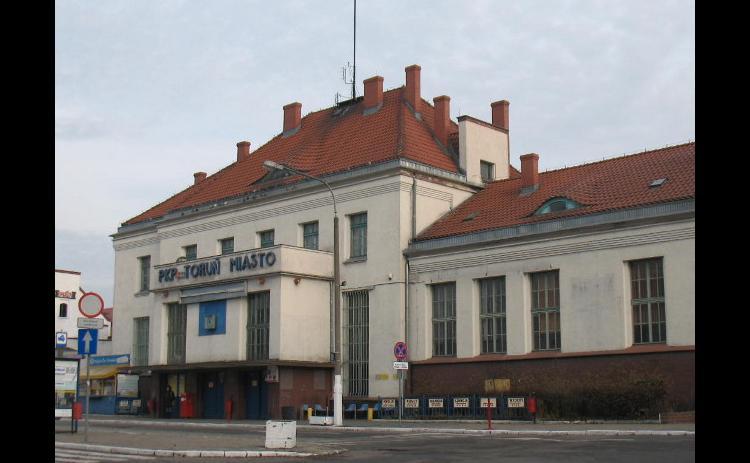 PKP Toruń Miasto Train Station
