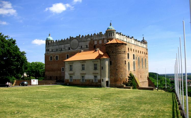 The castle in Golub-Dobrzyń