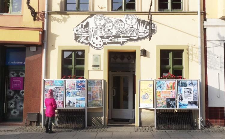 The Gallery and Centre of Artistic Creativity for Children
