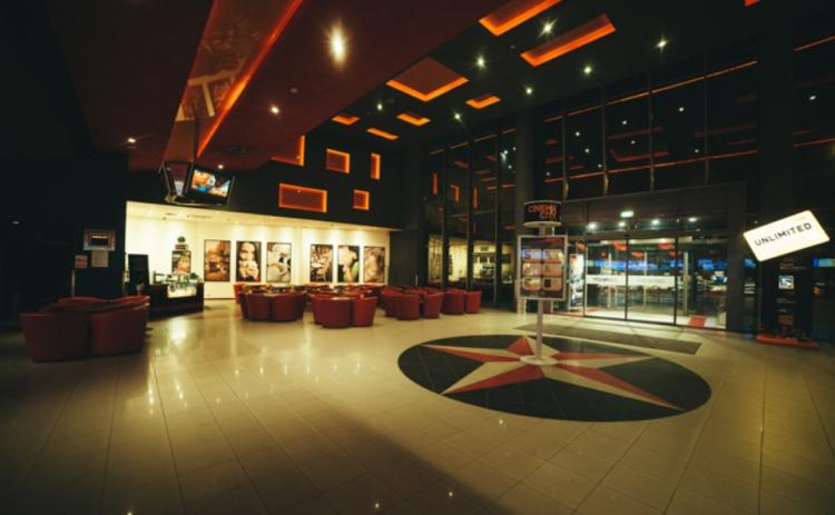 Cinema City Czerwona Droga