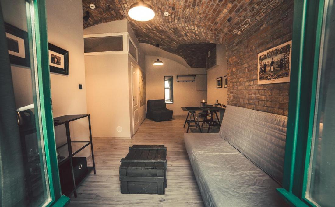 Fort IV - Noclegi
