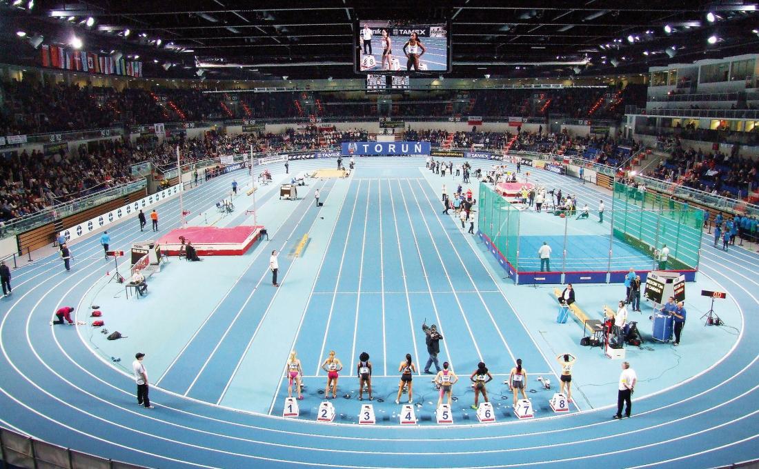 Arena Toruń Sports Hall