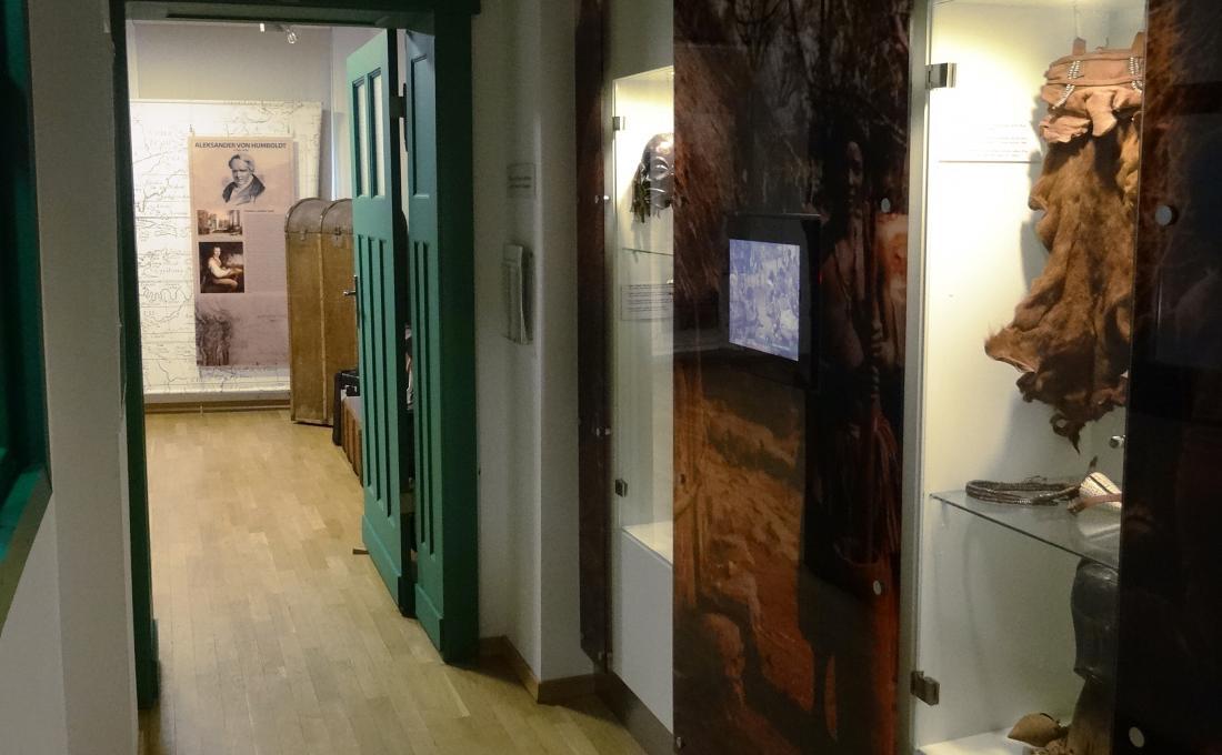 Muzeum Podróżników