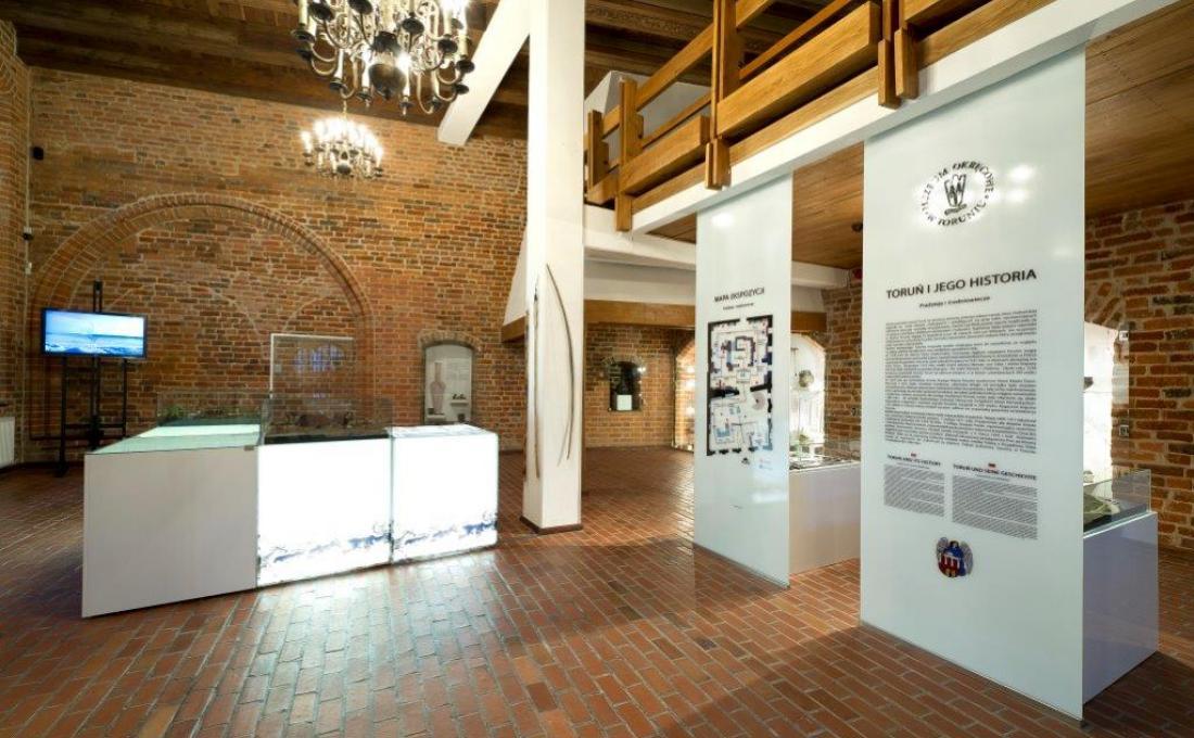 Muzeum Historii Torunia w Domu Eskenów