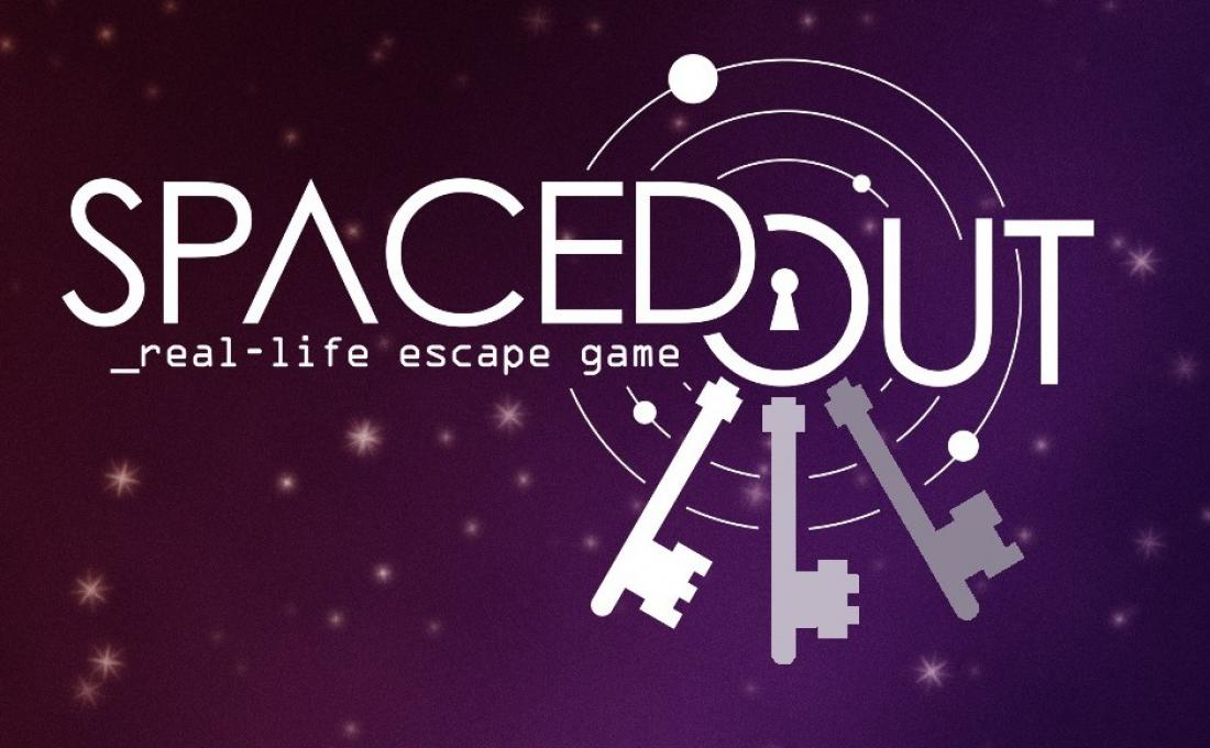 Spaced-out | Escape room