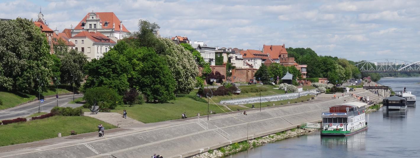 #CityIsReady - bezpieczny weekend w Toruniu