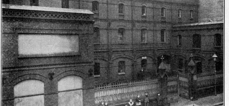 Fabryka Weesego, 1889 r.