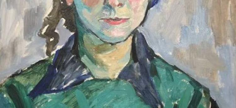 Rivka Chwoles - autoportret
