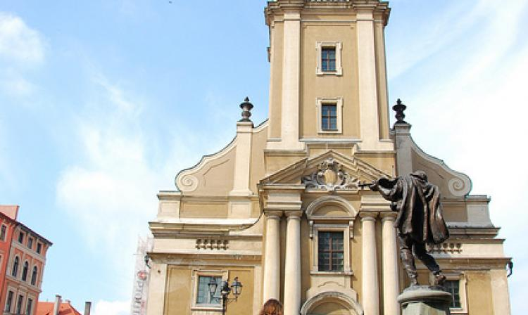 So, 2011-08-06 09:30 - Torun | Kościół Ducha Świętego | Church of Holy Spirit