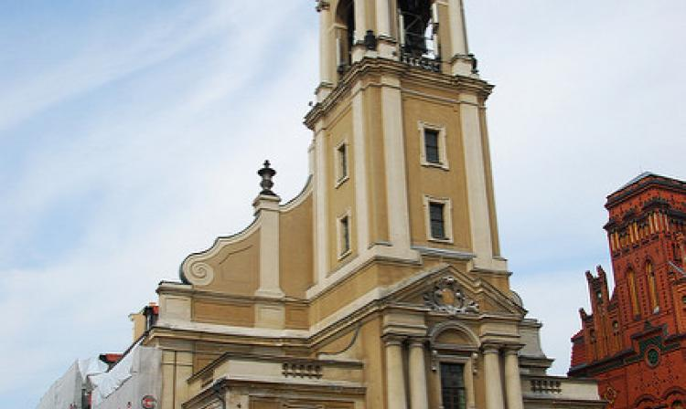 So, 2011-08-06 09:29 - Torun | Kościół Ducha Świętego | Church of Holy Spirit
