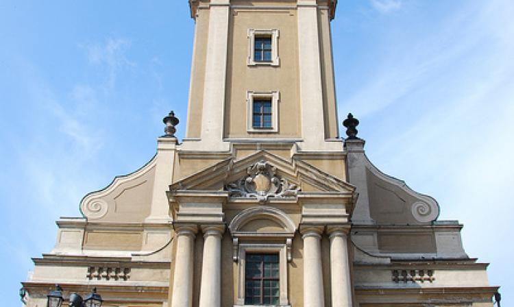 So, 2011-08-06 09:33 - Torun | Kościół Ducha Świętego | Church of Holy Spirit